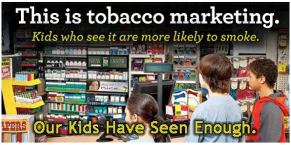 .  Most tobacco users today got addicted when they were under the age of 21. Many end up quitting in a coffin after a very painful disease such as cancer, heart attacks, strokes, emphysema. 4. Communities, including city councils and law enforcement, need